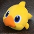 Final Fantasy Type-0 Mascot Cushion Chocobo