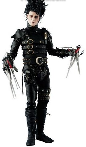 main photo of Movie Masterpiece Edward Scissorhands