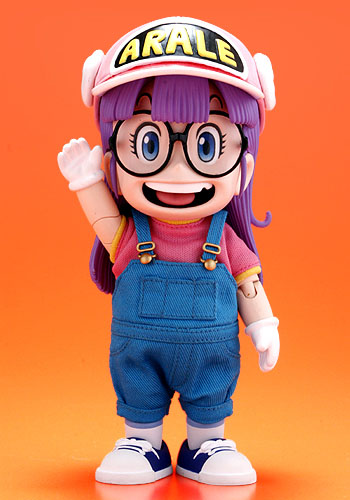main photo of EX Gokin DX Arale-chan