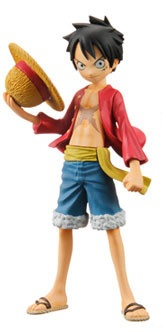 main photo of Jump Festa 12th edition: Monkey D. Luffy Half Age Ver.