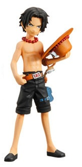 main photo of Jump Festa 12th edition: Portgas D. Ace Half Age Ver.