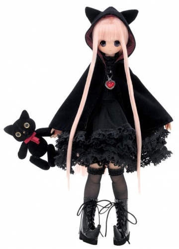 main photo of EX Cute: Majokko Chiika Little Witch of Heart