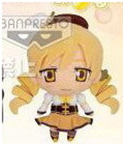 main photo of Kyun-Gurumi Mami Tomoe