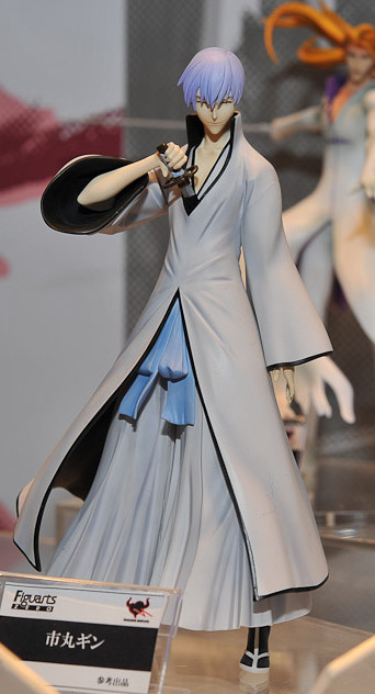 main photo of Figuarts Zero Ichimaru Gin