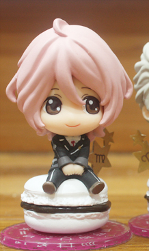 main photo of Petit Chara Land Starry Sky in sweets winter & spring: Aozora Hayato White Coockie Ver.