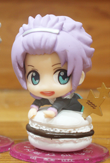 main photo of Petit Chara Land Starry Sky in sweets winter & spring: Amaha Tsubasa White Coockie Ver.