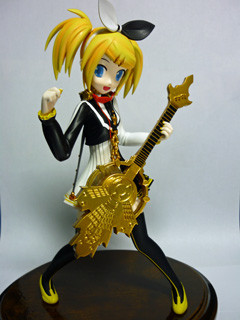 main photo of Kagamine Rin Project Diva 2nd ver.