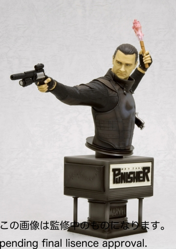 main photo of Movie Fine Art Bust Punisher
