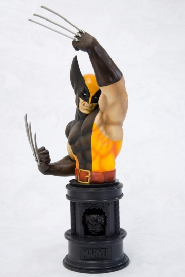 main photo of Fine Art Bust Wolverine Brown Ver.