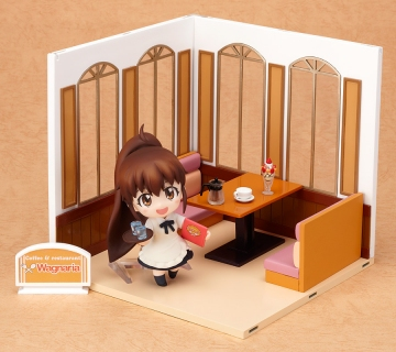 main photo of Nendoroid Playset #05: Wagnaria A Set Guest Seating