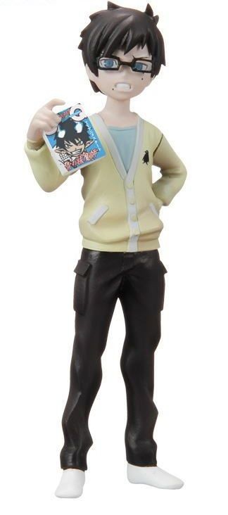 main photo of HALF AGE CHARACTERS Ao no Exorcist Vol.2: Okumura Yukio