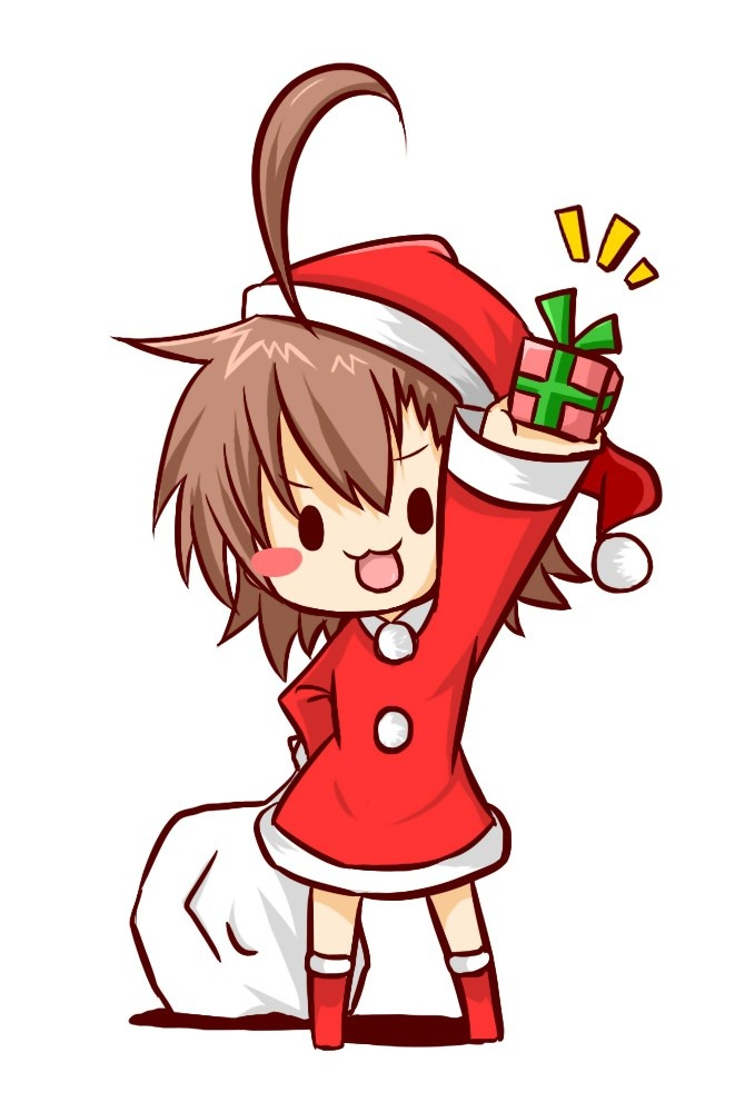 Merry Christmas Shelfers~! - My Anime Shelf