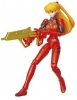 photo of Microman Micro Action Series: Souryuu Asuka Langley Plugsuit ver. Gold ver.