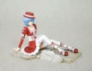 photo of Ayanami Rei Gothic Lolita Crimson Ver.