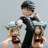 The Resonance of the Soul Figure Collection: Death The Kid and The Thompson Sisters