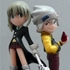 The Resonance of the Soul Figure Collection: Maka Albarn and Soul Eater