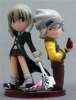 photo of The Resonance of the Soul Figure Collection: Maka Albarn and Soul Eater