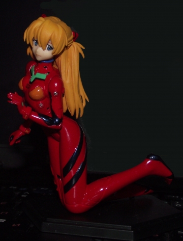 main photo of Soryu Asuka Langley Plugsuit Ver. 3 Figure