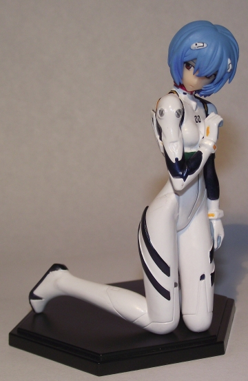 main photo of Rei Ayanami Plugsuit Ver. 3 Figure