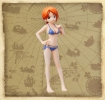 photo of Half Age Characters One Piece Heroine: Nami