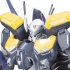 VF-25S Armored Messiah Valkyrie Ozma Custom Ver.
