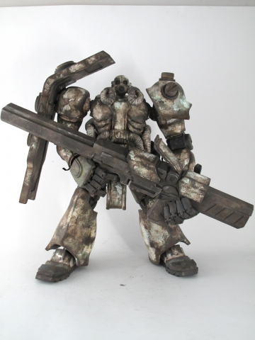main photo of Gundam x Ashley Wood Inspiration Model Zaku