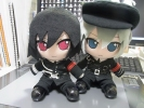 photo of Nitro+CHiRAL Plush Series 12: Shiki Military Uniform Ver.