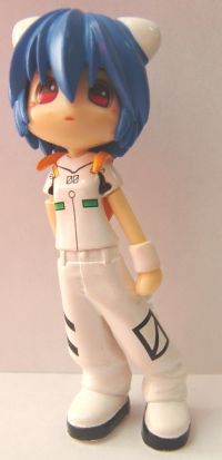 main photo of Pinky:st Rei Ayanami