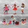 photo of HG Card Captor Sakura part 1: Kinomoto Sakura Valentine Ver.