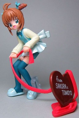 main photo of HG Card Captor Sakura part 1: Kinomoto Sakura Valentine Ver.