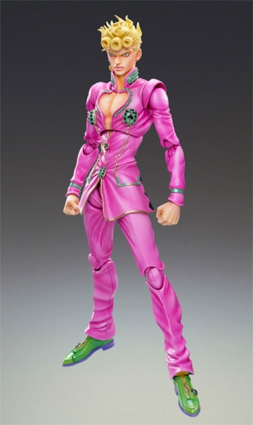 main photo of Super Action Statue Giorno Giovana