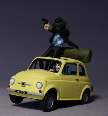main photo of Lupin III: Cagliostro no Shiro - Jigen Daisuke - Lupin the 3rd