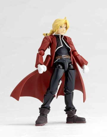 main photo of Revoltech Edward Elric