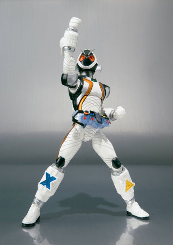 main photo of S.H. Figuarts Kamen Rider Fourze Base States Ver.