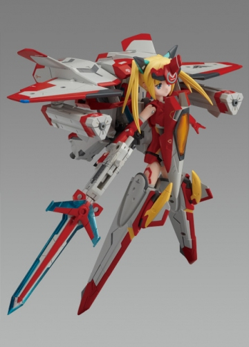 main photo of Busou Shinki Lirbiete type Vic Viper