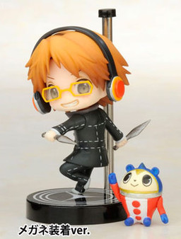 main photo of Persona 4 One Coin Grande: Hanamura Yousuke Glasses ver.