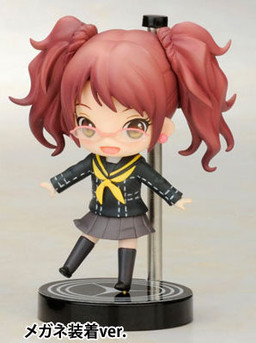 main photo of Persona 4 One Coin Grande: Kujikawa Rise Glasses ver.