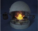 photo of Image Model Collection XI Calcifer Fireplace