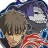 Fate/Zero Charm: Kirei & Assassin