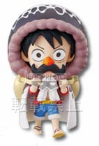 main photo of Chibi Kyun-Chara OP: Monkey D Luffy