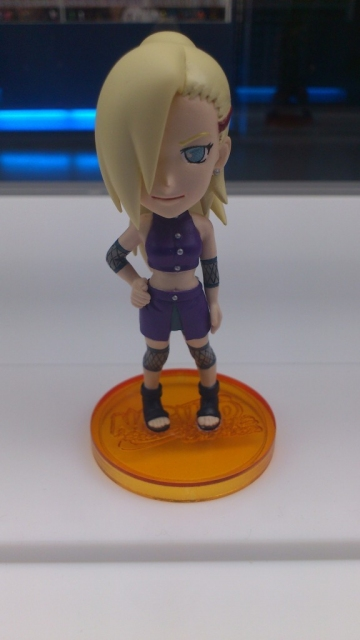 main photo of Naruto: Shippuuden World Collectable Figure: Yamanaka Ino