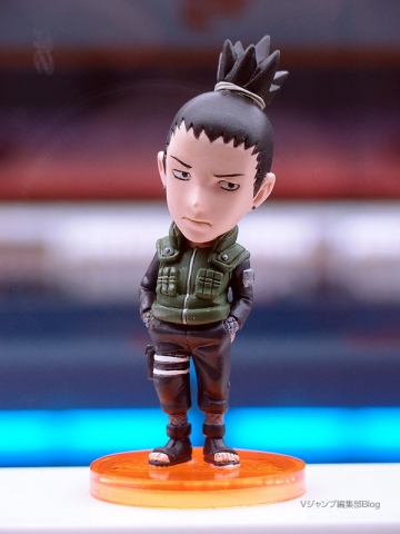 main photo of Naruto: Shippuuden World Collectable Figure: Nara Shikamaru