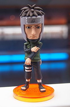 main photo of Naruto: Shippuuden World Collectable Figure: Yamato