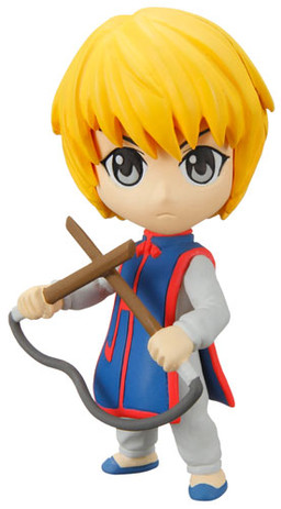 main photo of Hunter x Hunter Candy Toy: Kurapika