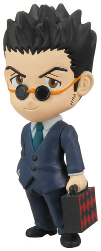main photo of Hunter x Hunter Candy Toy: Leorio
