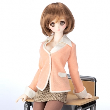 main photo of Dollfie Dream Sister: Mariko-sensei