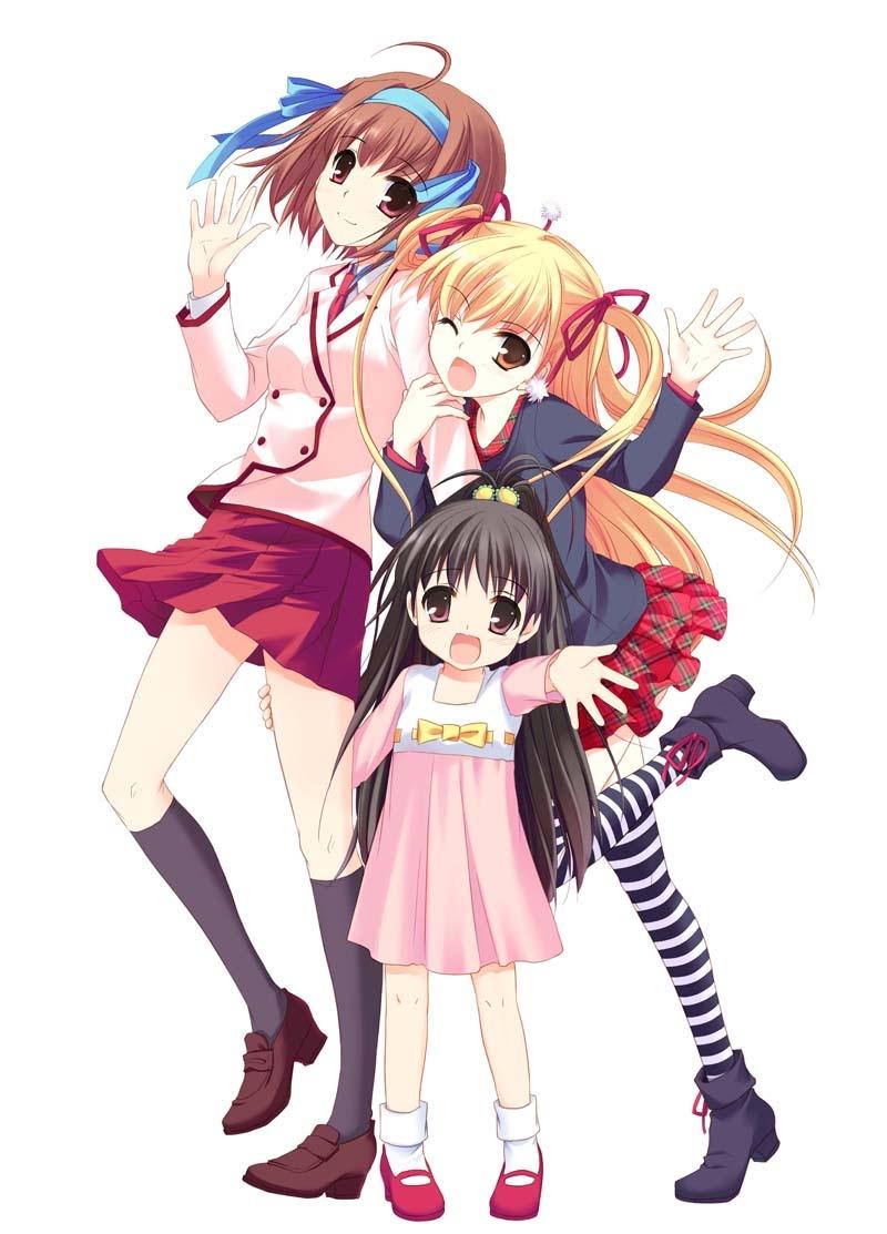 Papa No Iukoto O Kikinasai My Anime Shelf