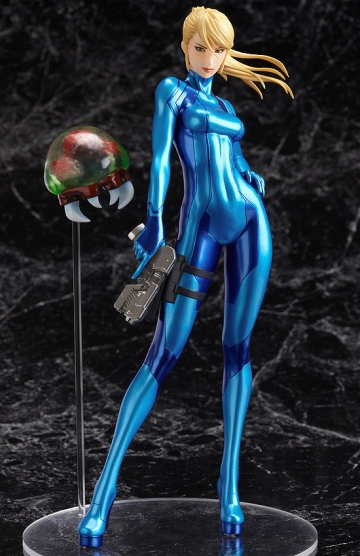 main photo of Samus Aran Zero Suit Ver.