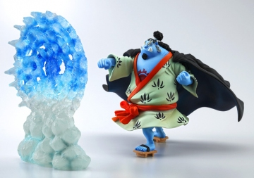 main photo of One Piece Attack Motions Battle of Deep Sea: Jinbei
