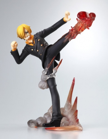 main photo of One Piece Attack Motions Battle of Deep Sea: Sanji